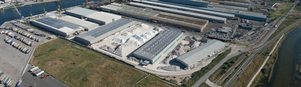 Stabilimenti Ifa - Impianti industraili - Aia