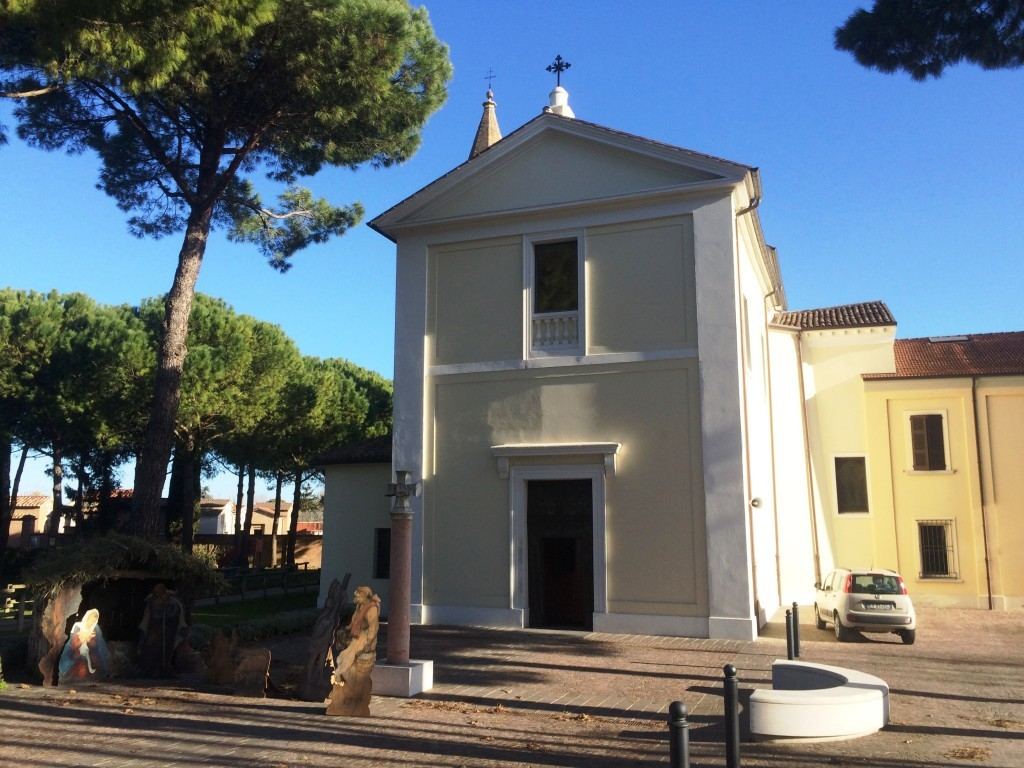chiesa restauro